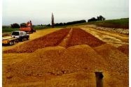 Site completted for builder.